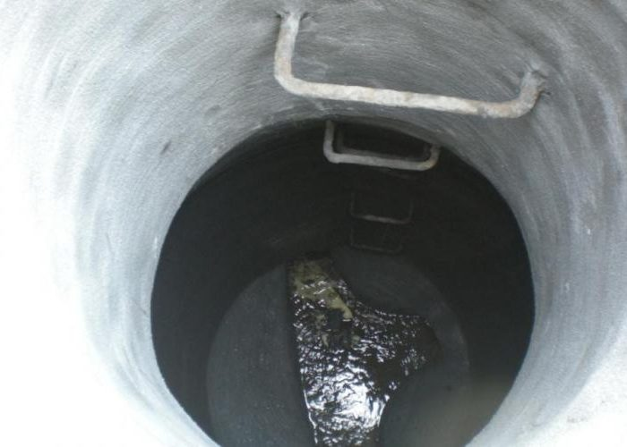 Manhole Rehabilitation - After