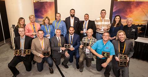 CoatingsPros Group Award