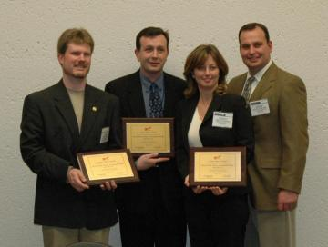 Society for Protective Coatings, (SSPC) Structure Award - 2007