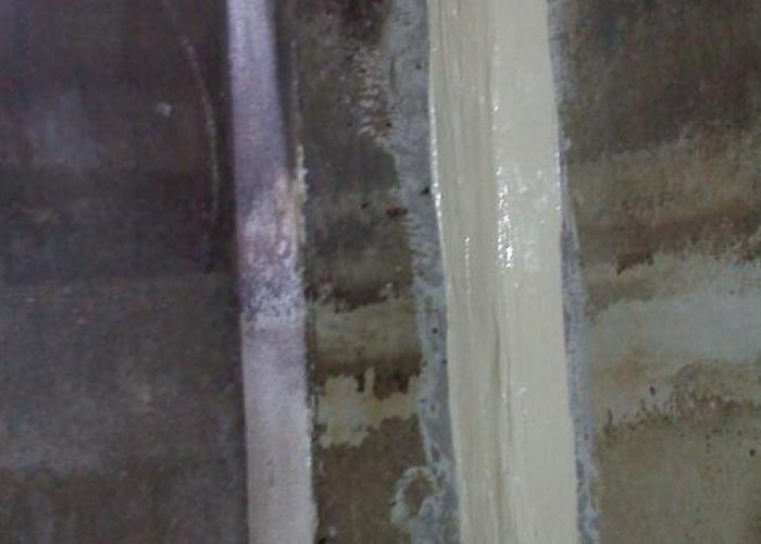 Leaking Waste Water Treatment Infrastructure - Joint Repairs